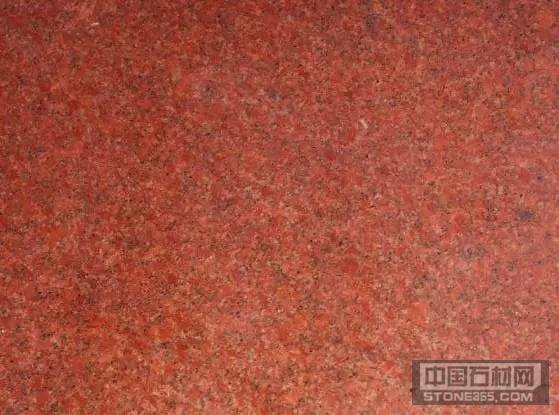 麻城染红板材石材荔枝面