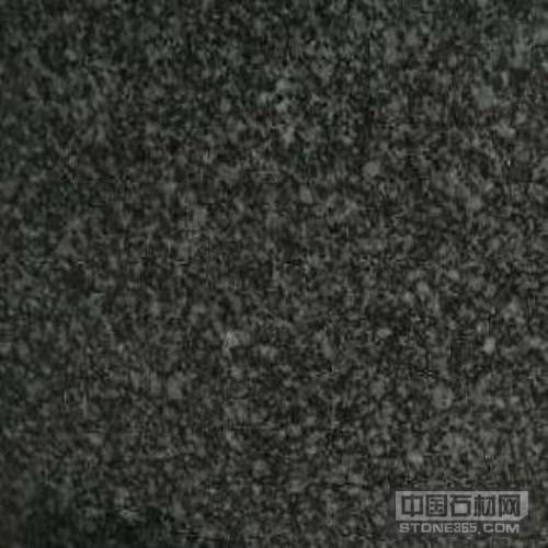 广西芝麻黑光面654芝麻黑石材