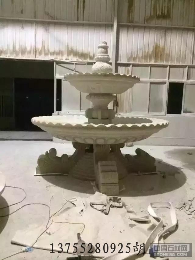 石雕喷泉石材喷泉
