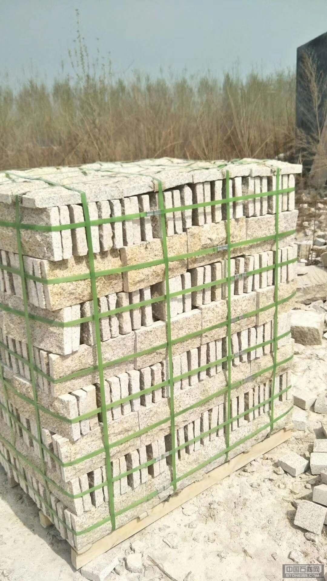 山东锈石自然面小规格