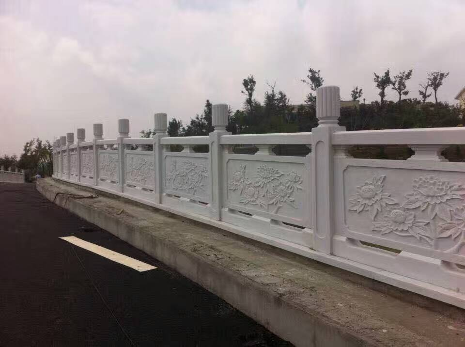 平桥栏杆,河道栏杆,各种栏杆