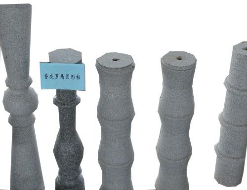鲁灰罗马型圆柱