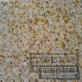 河南黄锈石板材