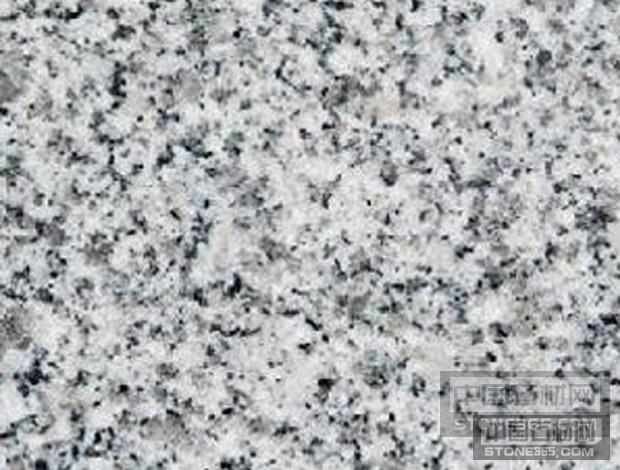 河南芝麻白光面板材白麻石材