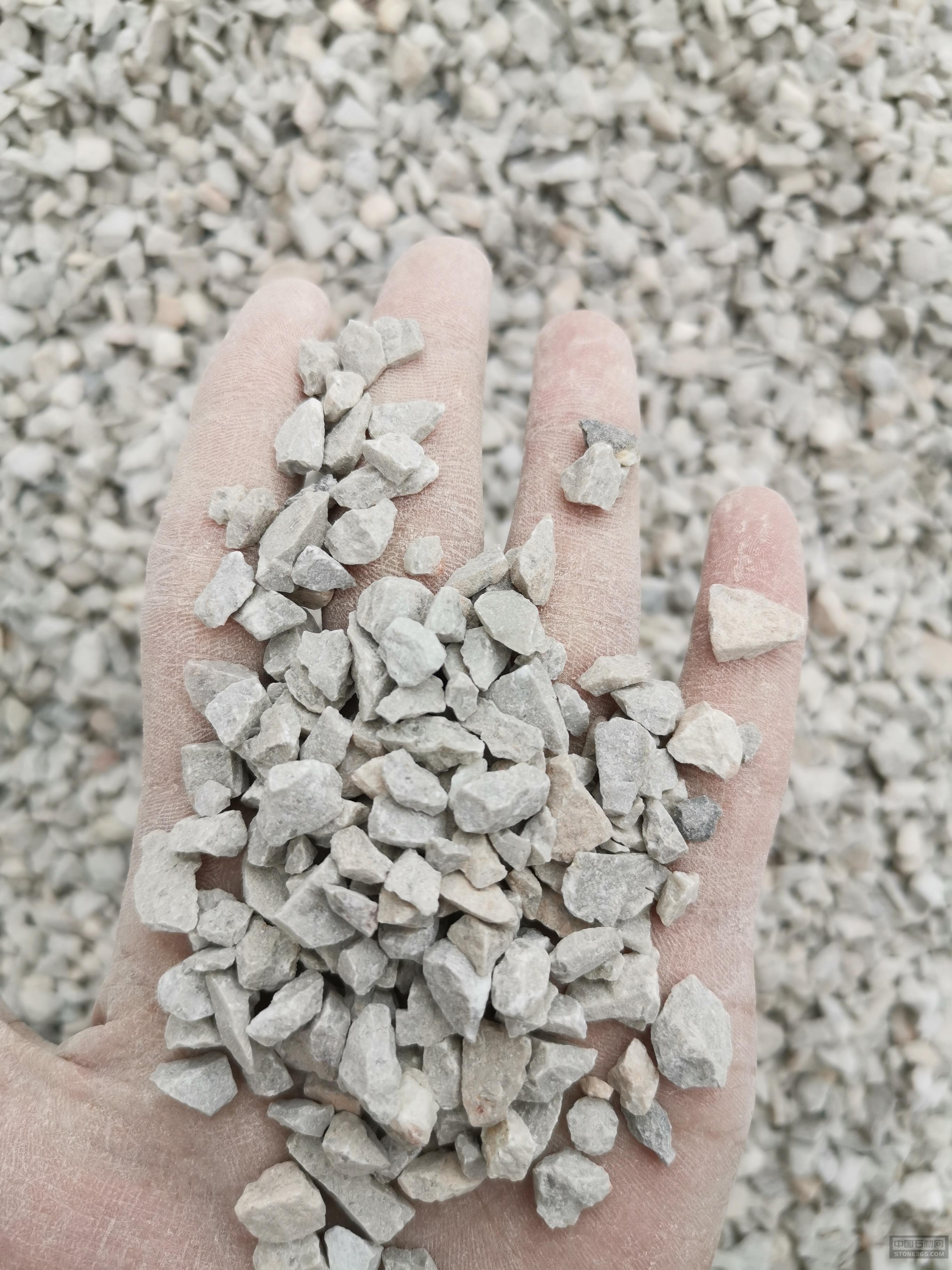 南宁石渣石粉片石碎石