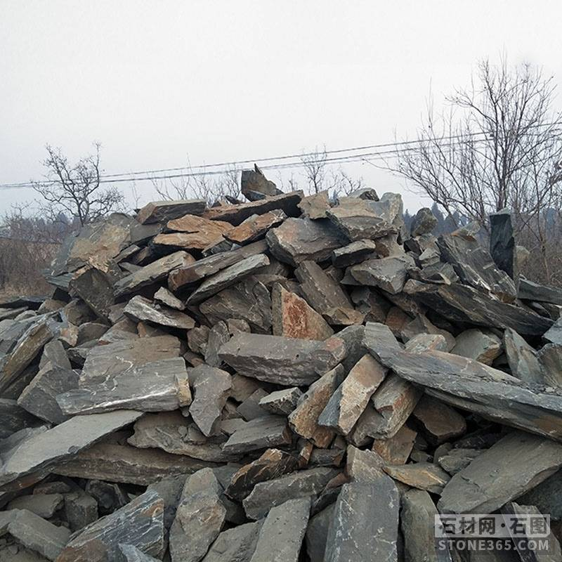 供應廠家直銷大量斧劈石