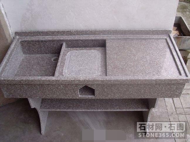 石材柱子生产视频