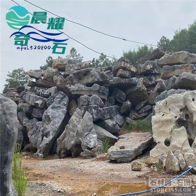 免费在线观看的黄片太湖石景观摆放石假山石