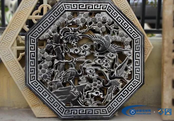 知识   中国石雕六大雕刻手法解析!