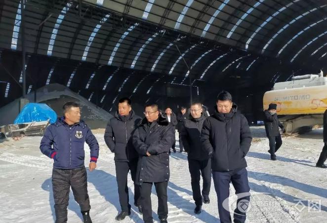 广西岑溪市人民政府副市长陀艺莅临中国北部(蛟