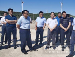 山东泰安肥城市高效推动山石矿山整治,已排查6处矿山共18个问题危险