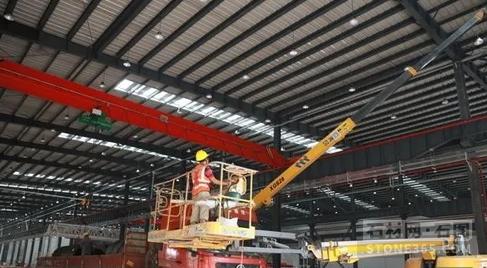 安身新型建材产业园,荥经推进传统石材向绿色高质量开展