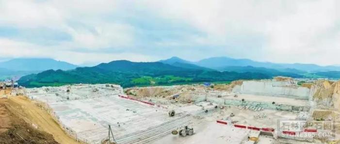 海内外基建商场的复苏,吉林省蛟河石材销量不断跃升