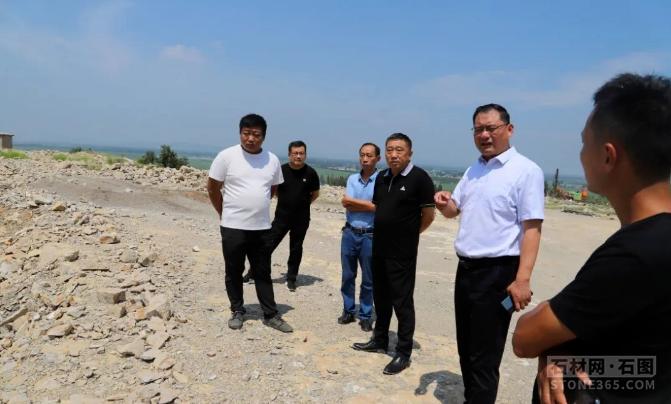 山东省汶上县自然资源和规划局督导中心环保督察矿山管理作业
