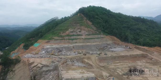 广西岑溪市矿山整改最新进展