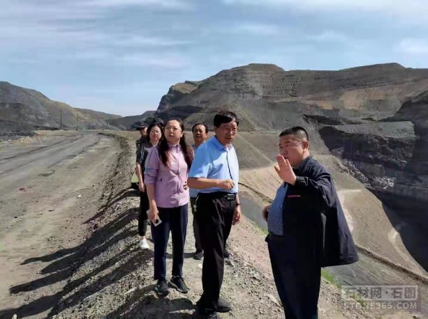 内蒙古阿拉善盟生态环境局深化推动贺兰山区域矿山生态环境专项整治作业