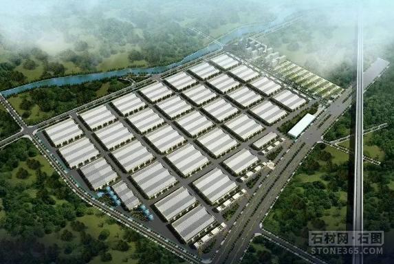 总投资3.5亿元,鄂西南石材交易中心在宜昌开工开建!