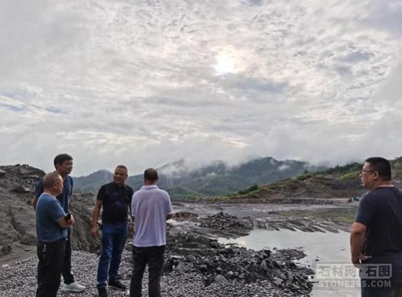 安徽省泾县自然资源和规划局:展开矿山动态巡查