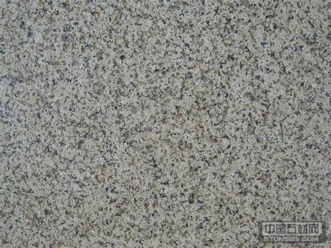新疆银麻花岗岩