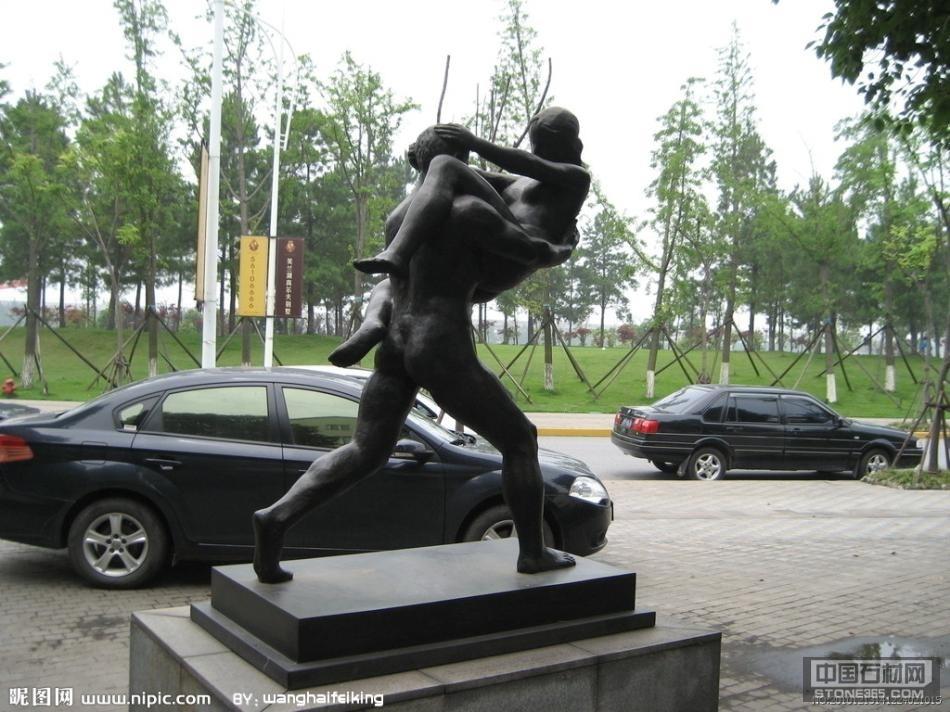 供应公园人物雕塑小品雕塑