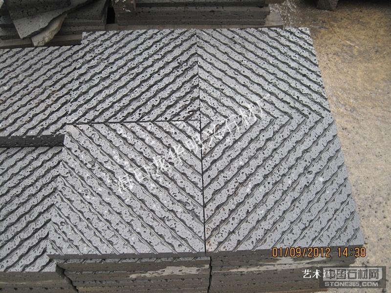 供应 艺术造型洞石
