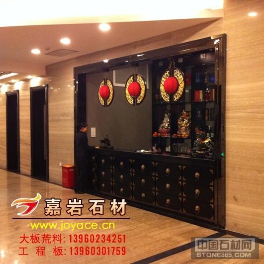 贵州灰木纹大理石大板