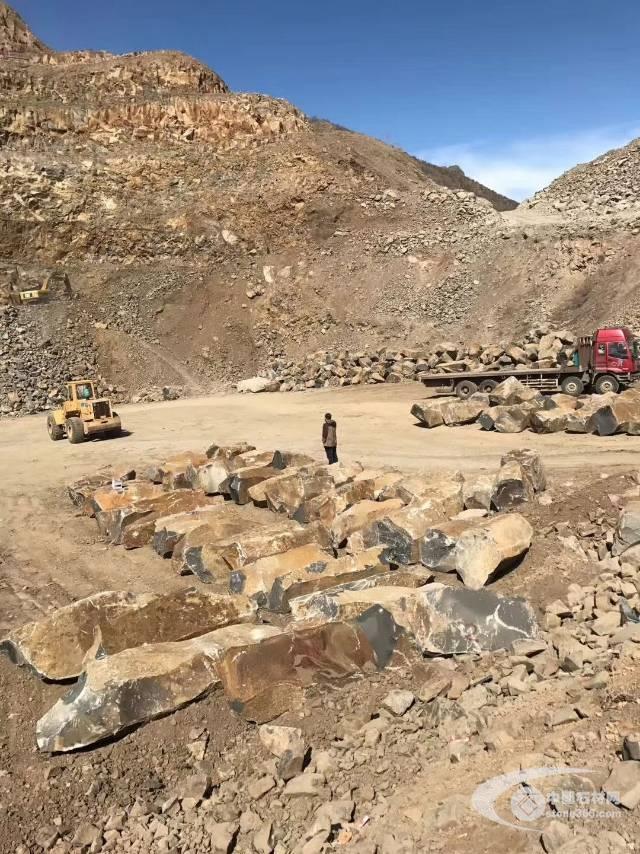 蒙古黑矿业