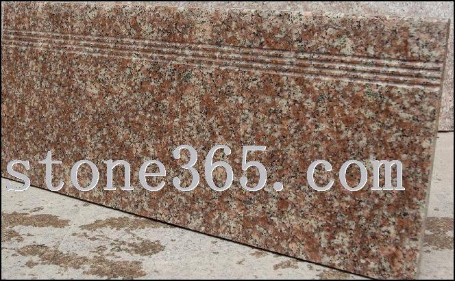 G687桃花红-楼梯板