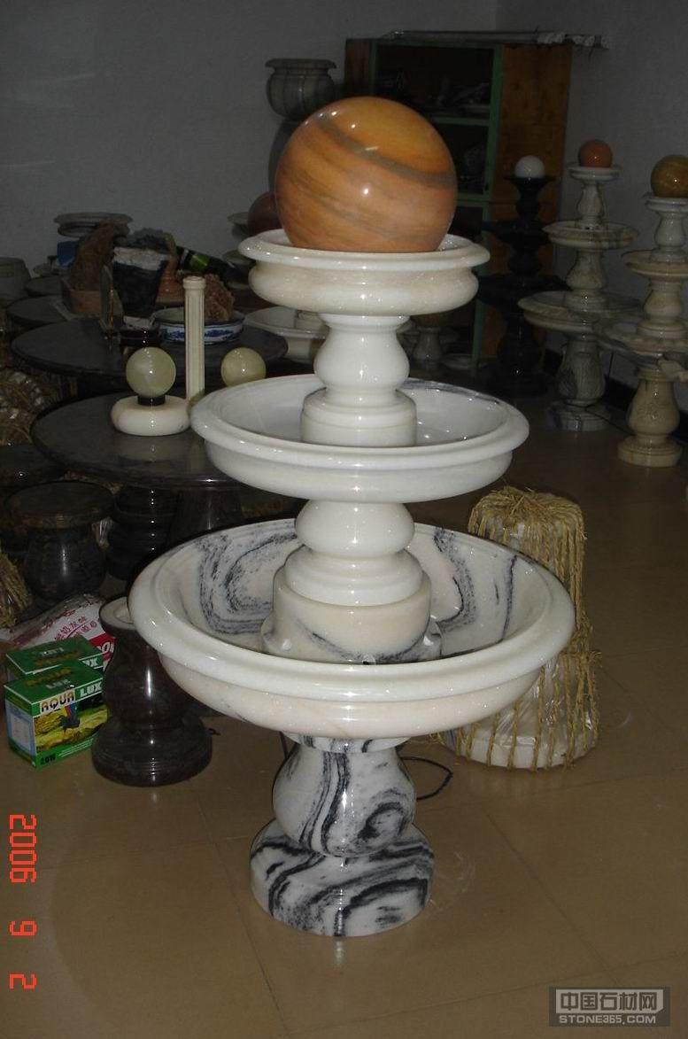 风水球石球等异型石材工艺品