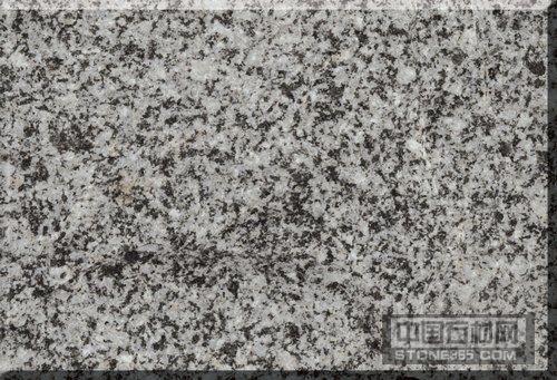 金寨灰麻芝麻黑自然面花岗岩