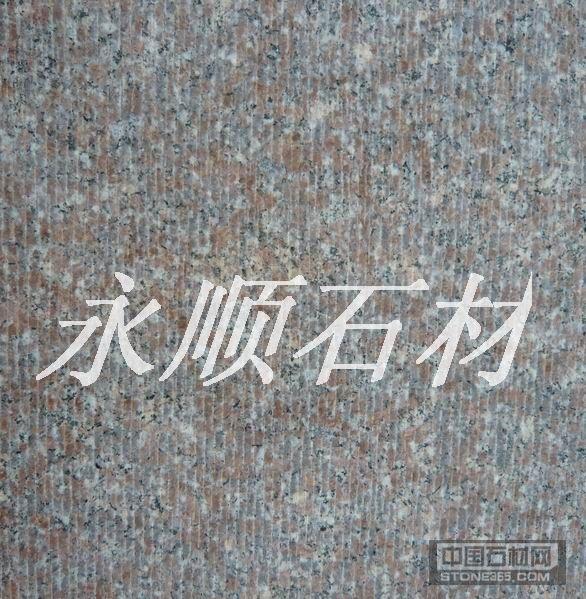 花岗岩,五莲红厚板剁斧板