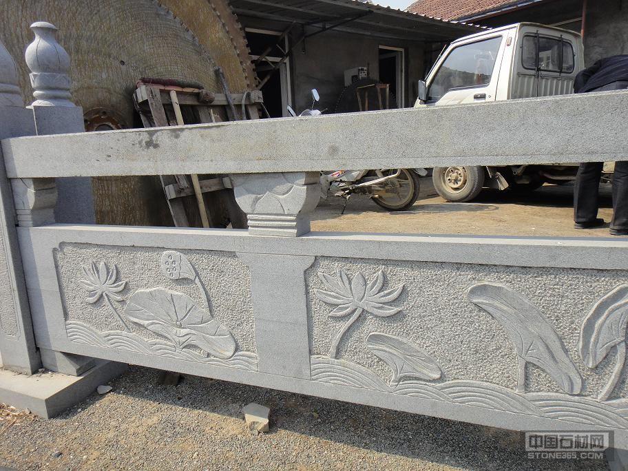 章丘黑桥栏 雕刻异型
