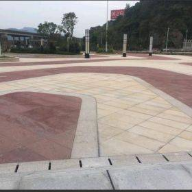 公园广场地铺