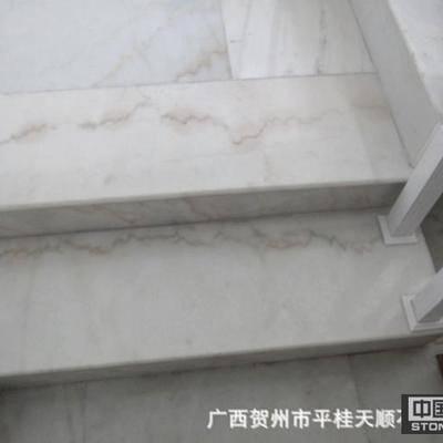 大理石楼梯铺装