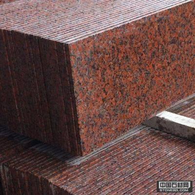 G562枫叶红光面条板厂家直销