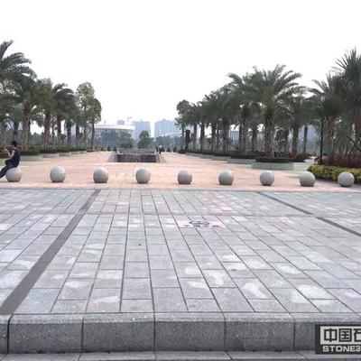 广场地面铺装