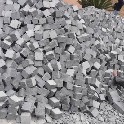 漳浦黑中国黑手加工自然小方块