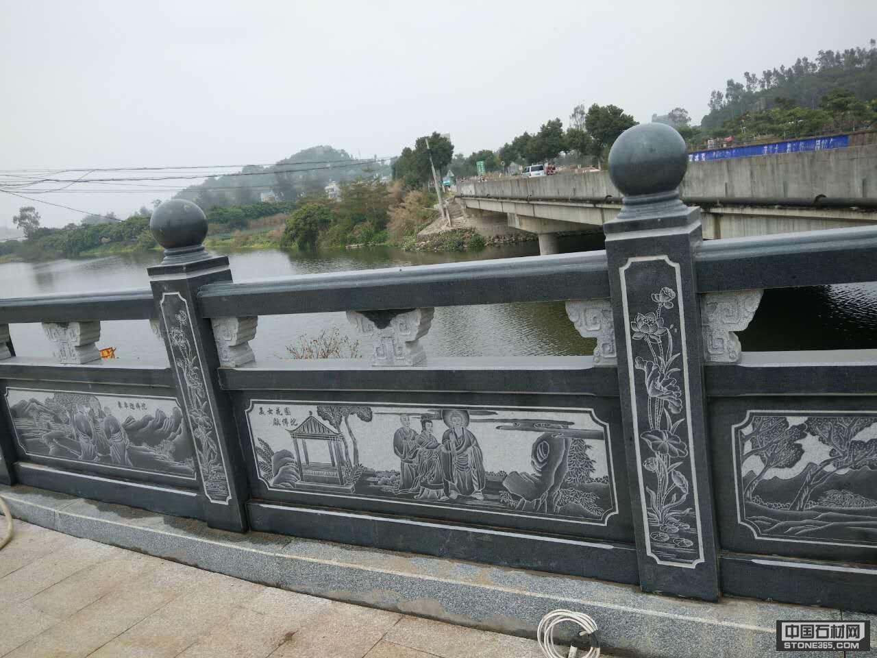 供应河道栏杆石栏杆