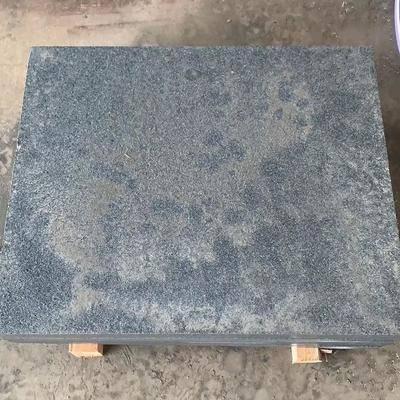 g654芝麻黑火烧板