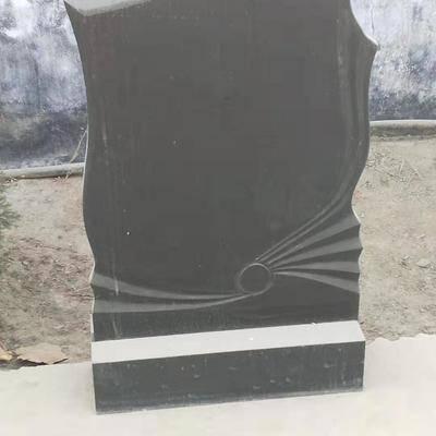 中国黑石材美式墓碑
