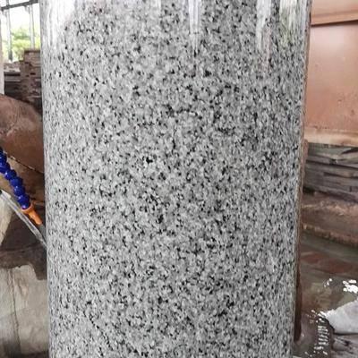 四川新梨花白石材弧形板