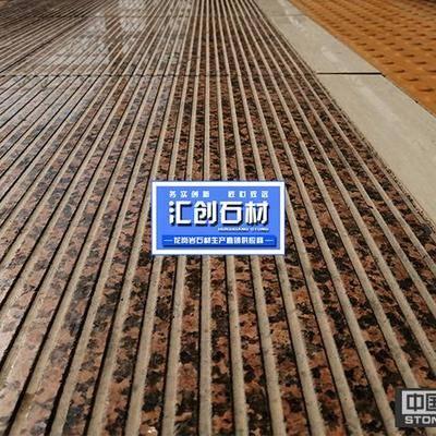 枫叶红高铁站台实拍