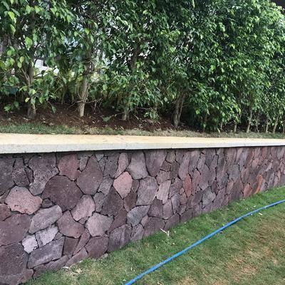 火山岩冰裂外墙板材