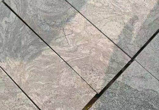 山东浪淘沙工程案例地铺