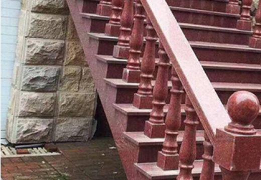 别墅楼梯栏杆扶手
