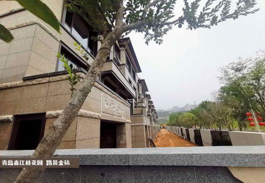 青岛鑫江桂花园
