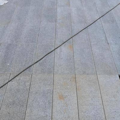 广东芝麻白火烧工程板材