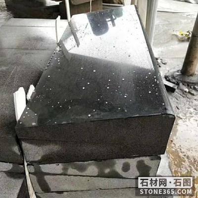 蒙古黑压顶石