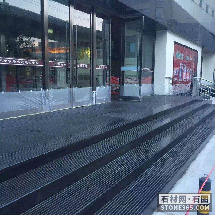 蒙古黑台阶工程案例