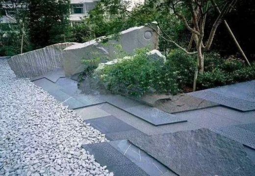 蒙古黑园林工程案例